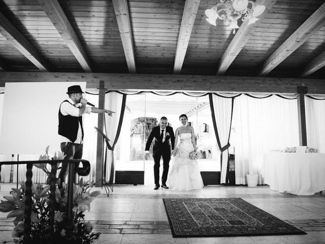 Il matrimonio di Riccardo e Federica a Altidona, Fermo 125