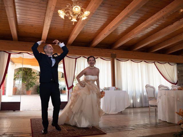 Il matrimonio di Riccardo e Federica a Altidona, Fermo 127