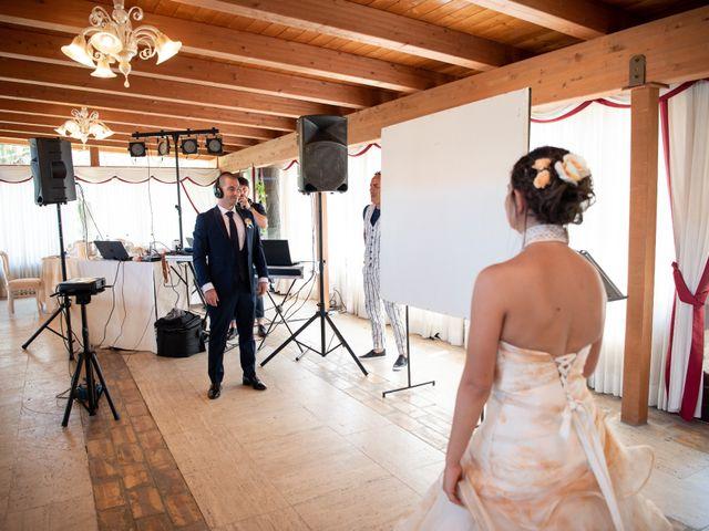 Il matrimonio di Riccardo e Federica a Altidona, Fermo 136