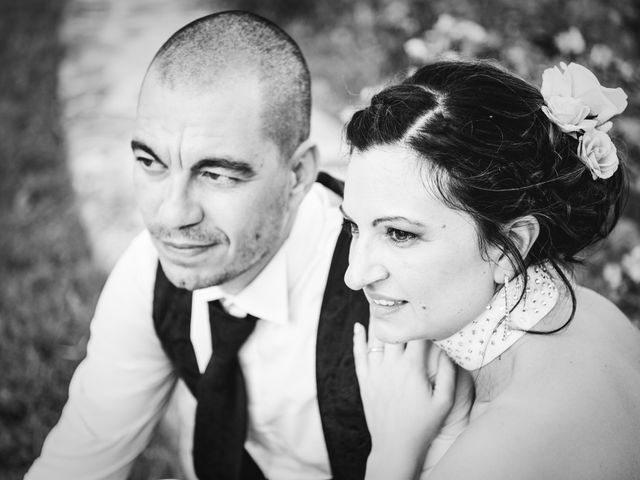 Il matrimonio di Riccardo e Federica a Altidona, Fermo 169