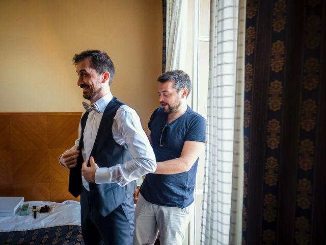 Il matrimonio di Enrico e Silvia a Costigliole Saluzzo, Cuneo 30