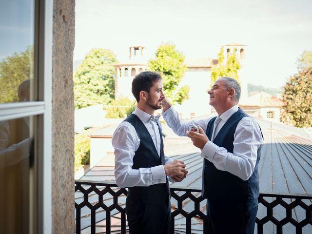 Il matrimonio di Enrico e Silvia a Costigliole Saluzzo, Cuneo 32