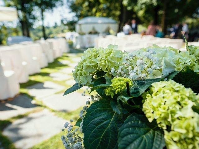 Il matrimonio di Enrico e Silvia a Costigliole Saluzzo, Cuneo 42