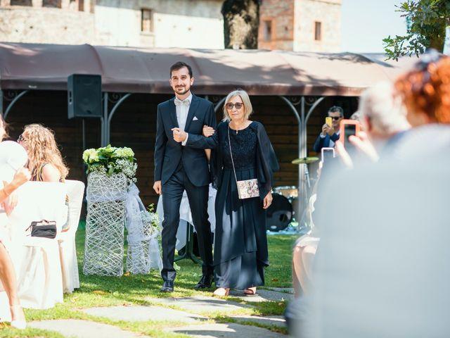 Il matrimonio di Enrico e Silvia a Costigliole Saluzzo, Cuneo 45