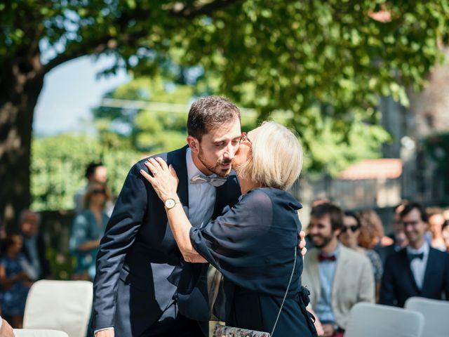 Il matrimonio di Enrico e Silvia a Costigliole Saluzzo, Cuneo 46