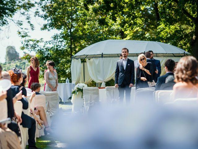 Il matrimonio di Enrico e Silvia a Costigliole Saluzzo, Cuneo 47