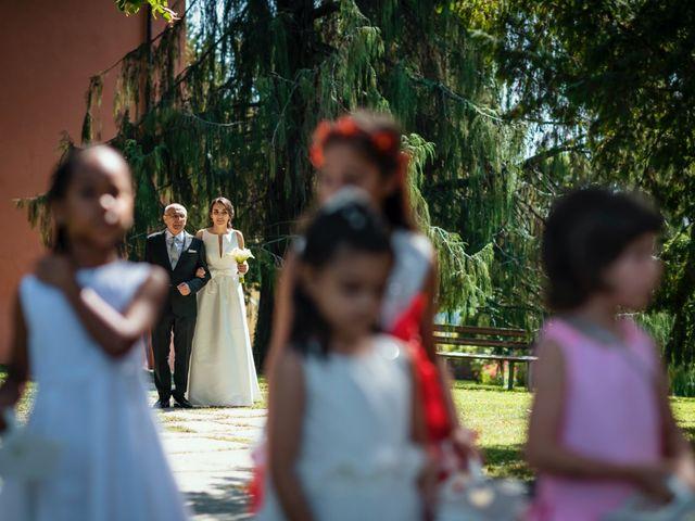 Il matrimonio di Enrico e Silvia a Costigliole Saluzzo, Cuneo 49
