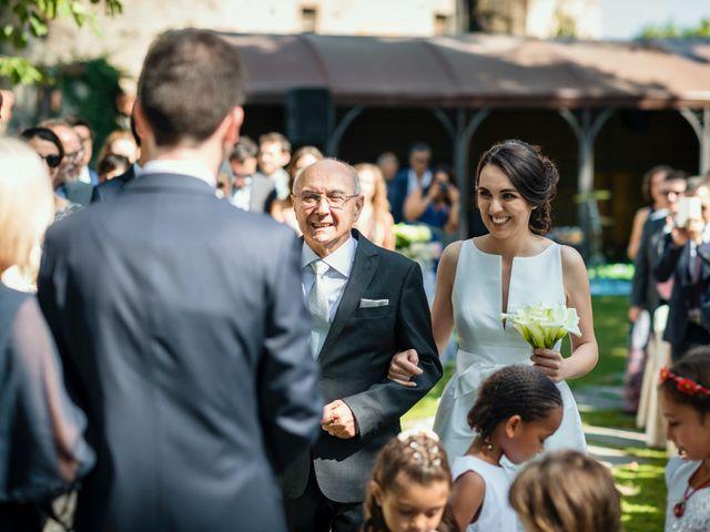Il matrimonio di Enrico e Silvia a Costigliole Saluzzo, Cuneo 50