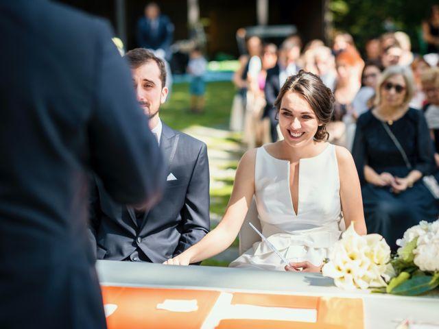 Il matrimonio di Enrico e Silvia a Costigliole Saluzzo, Cuneo 55