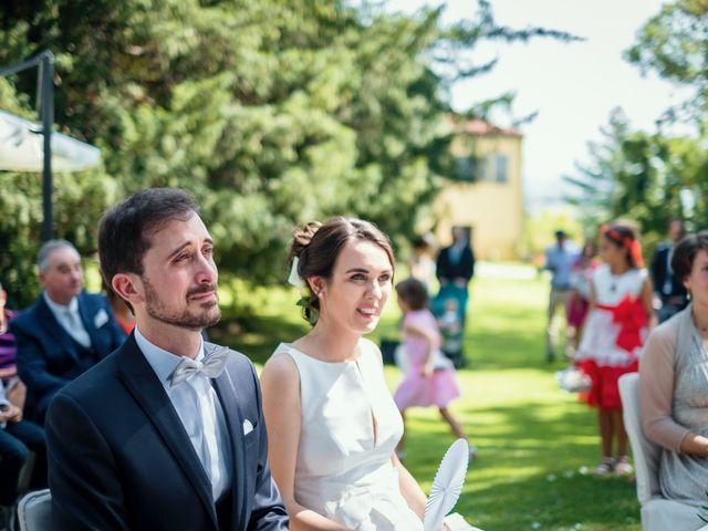 Il matrimonio di Enrico e Silvia a Costigliole Saluzzo, Cuneo 56