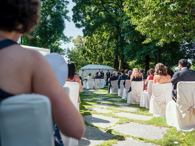 Il matrimonio di Enrico e Silvia a Costigliole Saluzzo, Cuneo 57