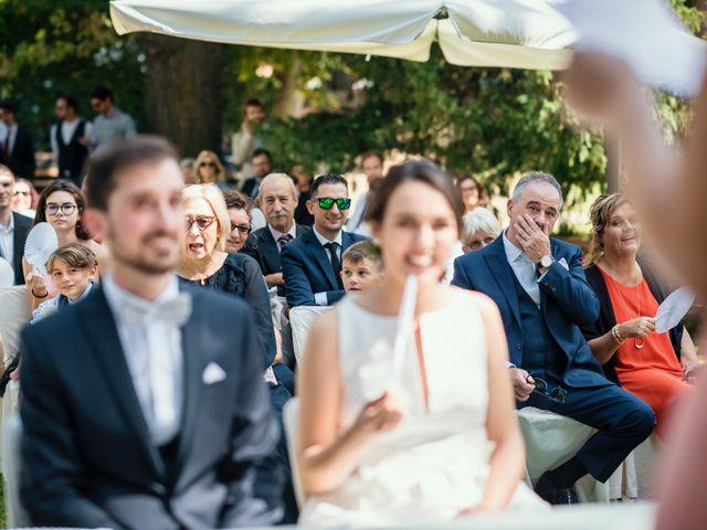 Il matrimonio di Enrico e Silvia a Costigliole Saluzzo, Cuneo 60