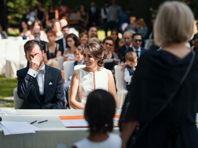 Il matrimonio di Enrico e Silvia a Costigliole Saluzzo, Cuneo 61
