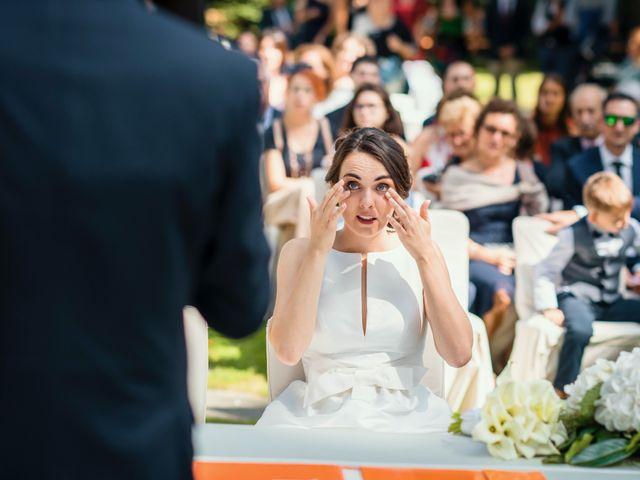 Il matrimonio di Enrico e Silvia a Costigliole Saluzzo, Cuneo 63