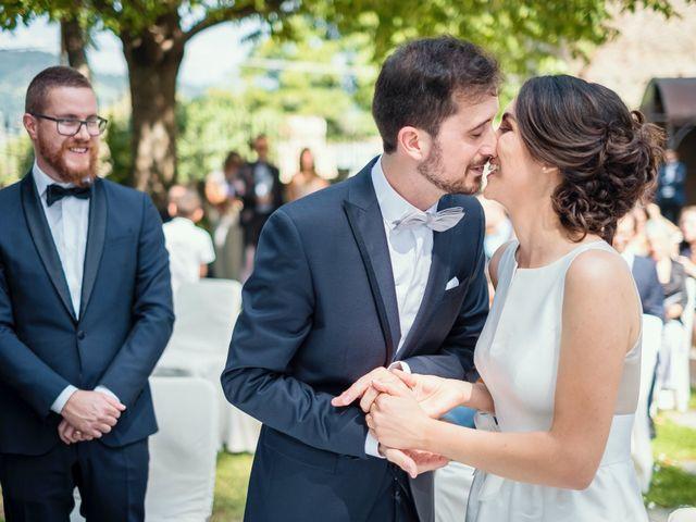 Il matrimonio di Enrico e Silvia a Costigliole Saluzzo, Cuneo 70