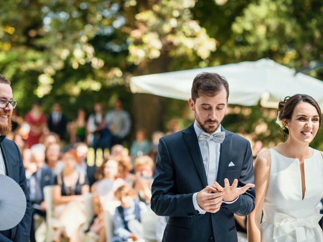 Il matrimonio di Enrico e Silvia a Costigliole Saluzzo, Cuneo 72
