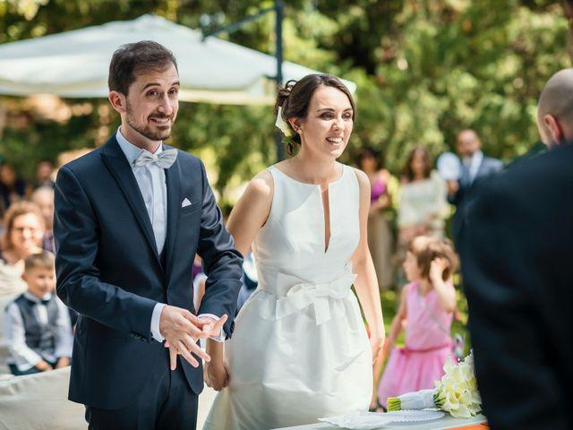 Il matrimonio di Enrico e Silvia a Costigliole Saluzzo, Cuneo 73