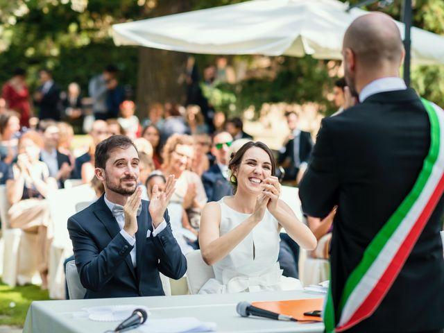 Il matrimonio di Enrico e Silvia a Costigliole Saluzzo, Cuneo 74