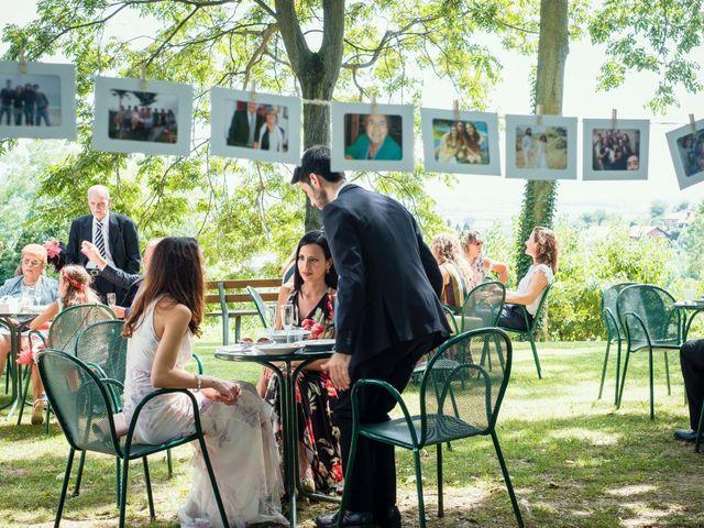 Il matrimonio di Enrico e Silvia a Costigliole Saluzzo, Cuneo 77