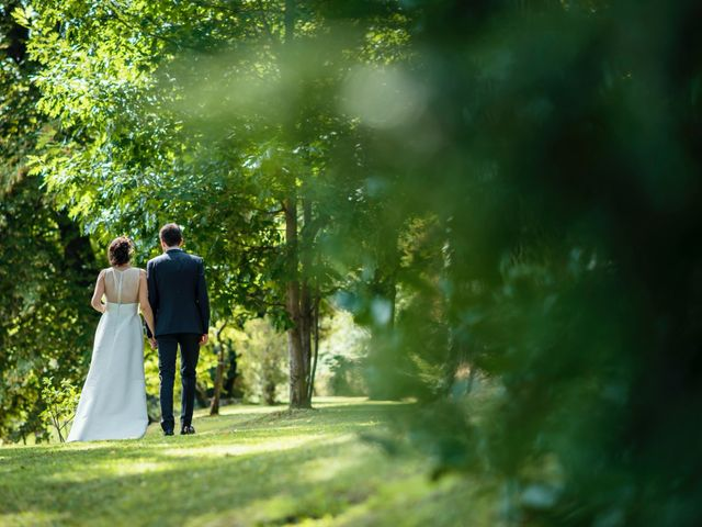 Il matrimonio di Enrico e Silvia a Costigliole Saluzzo, Cuneo 80