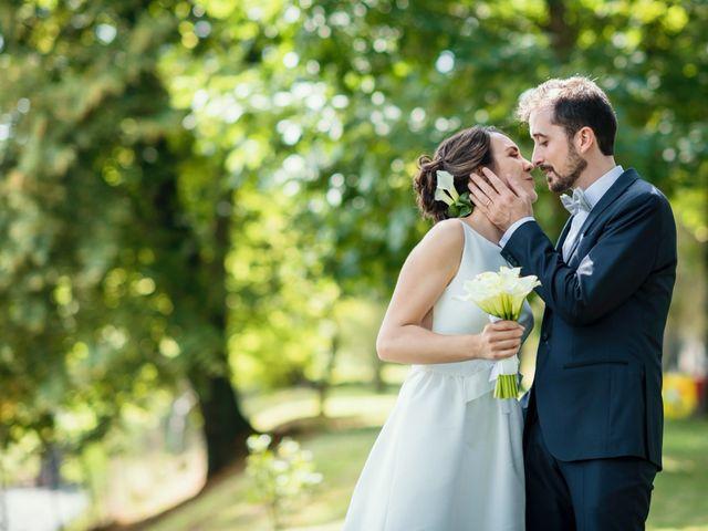 Il matrimonio di Enrico e Silvia a Costigliole Saluzzo, Cuneo 81
