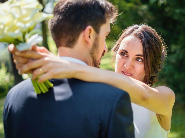 Il matrimonio di Enrico e Silvia a Costigliole Saluzzo, Cuneo 84