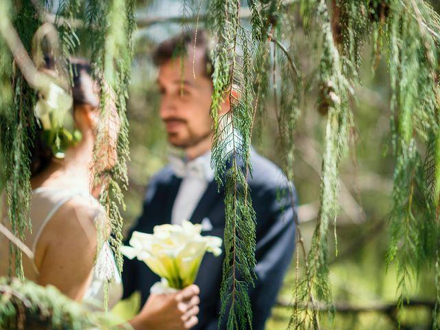 Il matrimonio di Enrico e Silvia a Costigliole Saluzzo, Cuneo 86