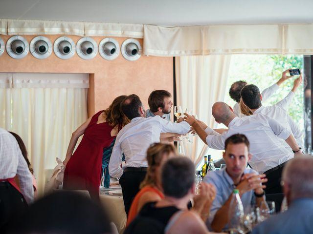 Il matrimonio di Enrico e Silvia a Costigliole Saluzzo, Cuneo 91