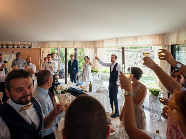 Il matrimonio di Enrico e Silvia a Costigliole Saluzzo, Cuneo 92