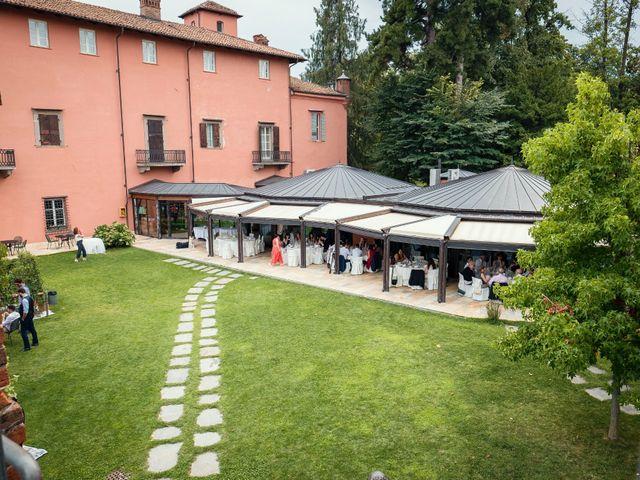 Il matrimonio di Enrico e Silvia a Costigliole Saluzzo, Cuneo 95