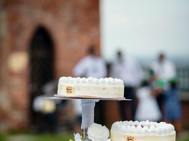 Il matrimonio di Enrico e Silvia a Costigliole Saluzzo, Cuneo 101