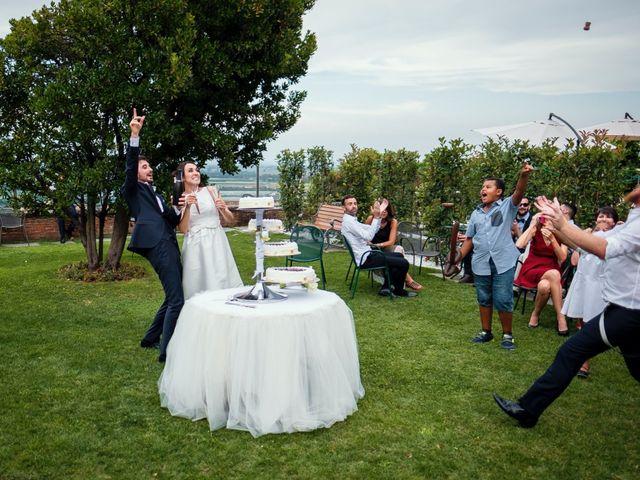 Il matrimonio di Enrico e Silvia a Costigliole Saluzzo, Cuneo 103