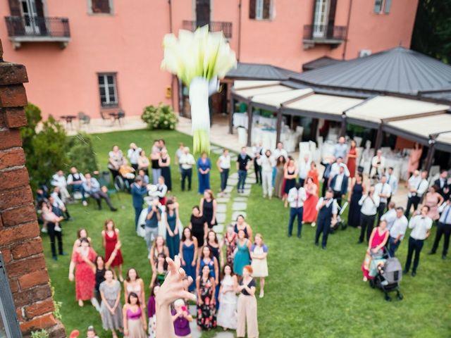 Il matrimonio di Enrico e Silvia a Costigliole Saluzzo, Cuneo 106