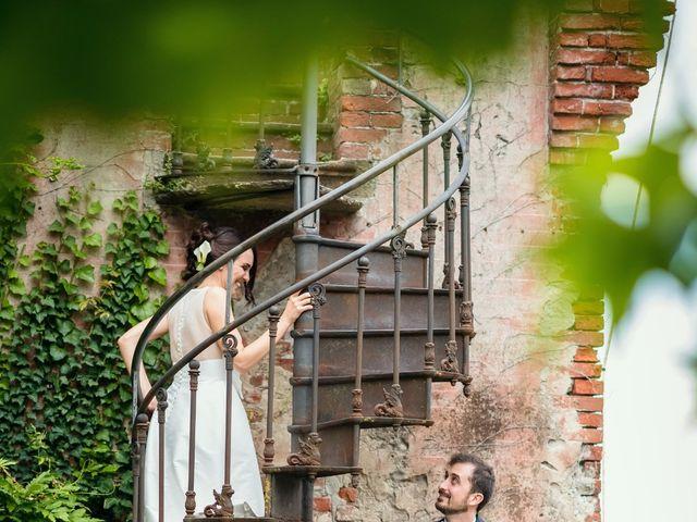 Il matrimonio di Enrico e Silvia a Costigliole Saluzzo, Cuneo 110