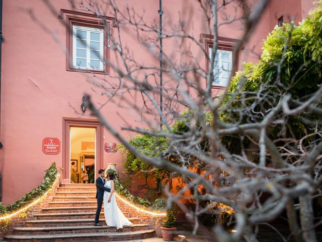 Il matrimonio di Enrico e Silvia a Costigliole Saluzzo, Cuneo 112