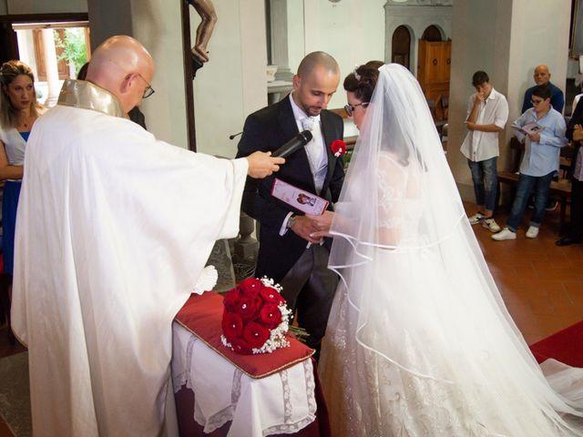 Il matrimonio di Ivan e Erika a Firenze, Firenze 51