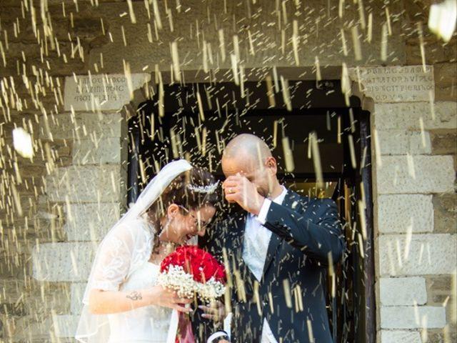 Il matrimonio di Ivan e Erika a Firenze, Firenze 71