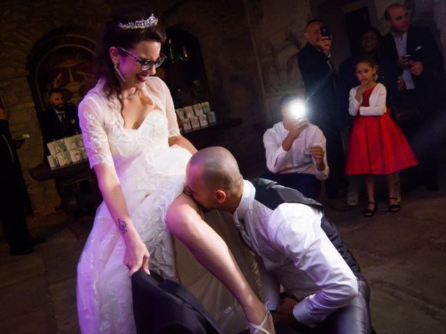 Il matrimonio di Ivan e Erika a Firenze, Firenze 114