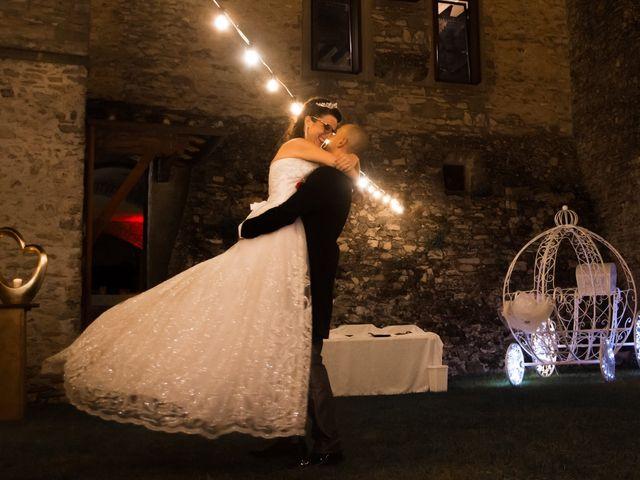 Le nozze di Erika e Ivan