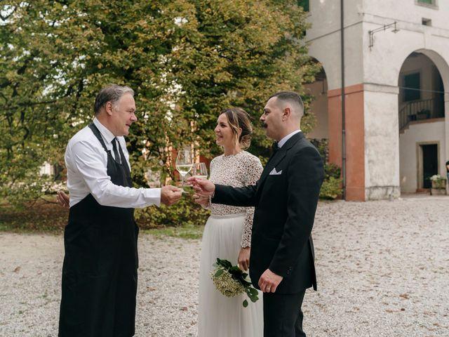 Il matrimonio di Tibor e Cinzia a Caneva, Pordenone 41