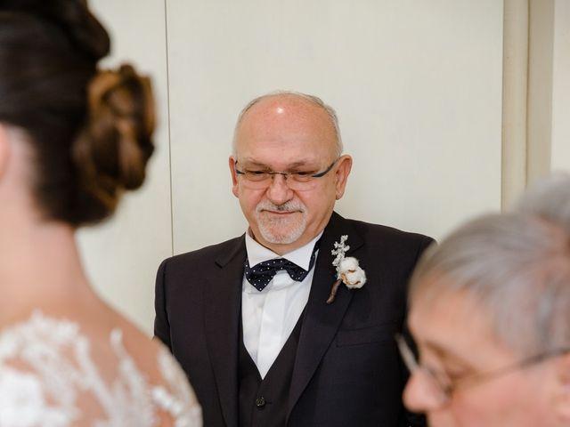 Il matrimonio di Maicol e Licia a Montefano, Macerata 9