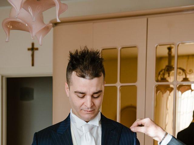 Il matrimonio di Maicol e Licia a Montefano, Macerata 17