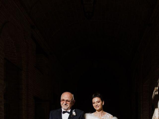 Il matrimonio di Maicol e Licia a Montefano, Macerata 19