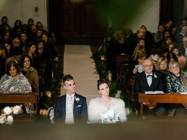 Il matrimonio di Maicol e Licia a Montefano, Macerata 21