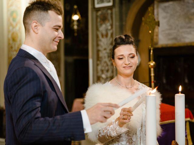 Il matrimonio di Maicol e Licia a Montefano, Macerata 22