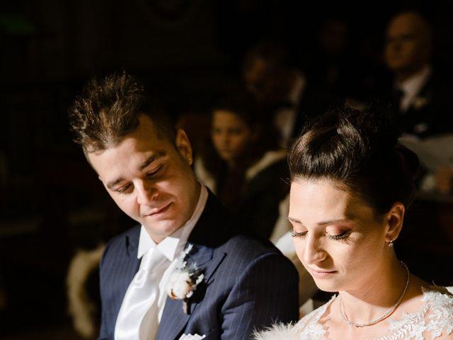 Il matrimonio di Maicol e Licia a Montefano, Macerata 24