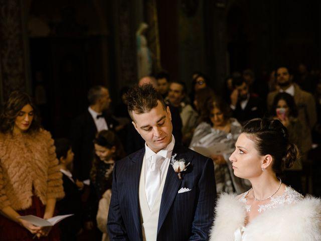 Il matrimonio di Maicol e Licia a Montefano, Macerata 27