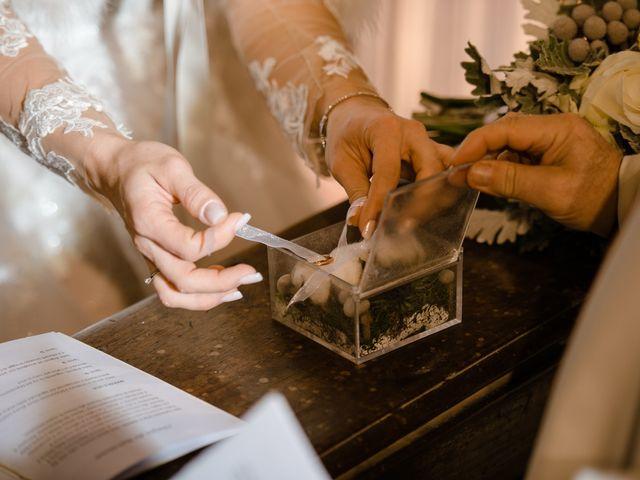 Il matrimonio di Maicol e Licia a Montefano, Macerata 28