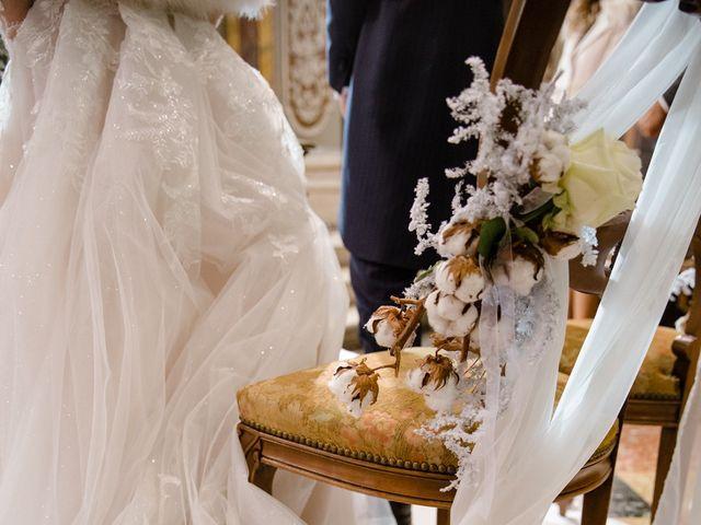 Il matrimonio di Maicol e Licia a Montefano, Macerata 30