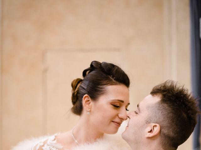 Il matrimonio di Maicol e Licia a Montefano, Macerata 32